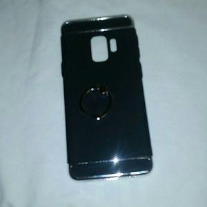 Case galaxy s9 color black